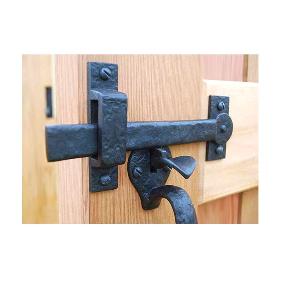 Beautiful Double Sided Thumb Latches | Coastal Bronze