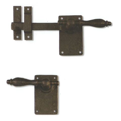 Lever Gate Latches | Coastal Bronze